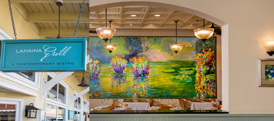 Maui Restaurant Maui Restaurant Lahaina Grill Is Located At The